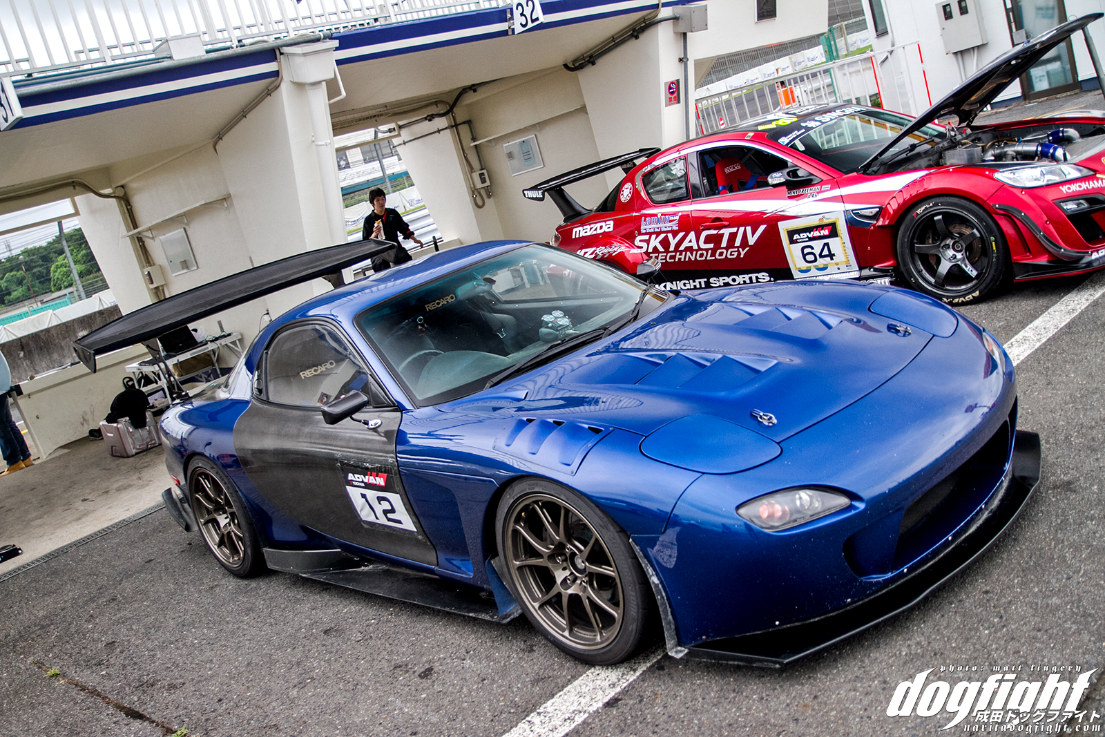 CCE original RX-7 FD3S front wide fenders|CarshopGLOW
